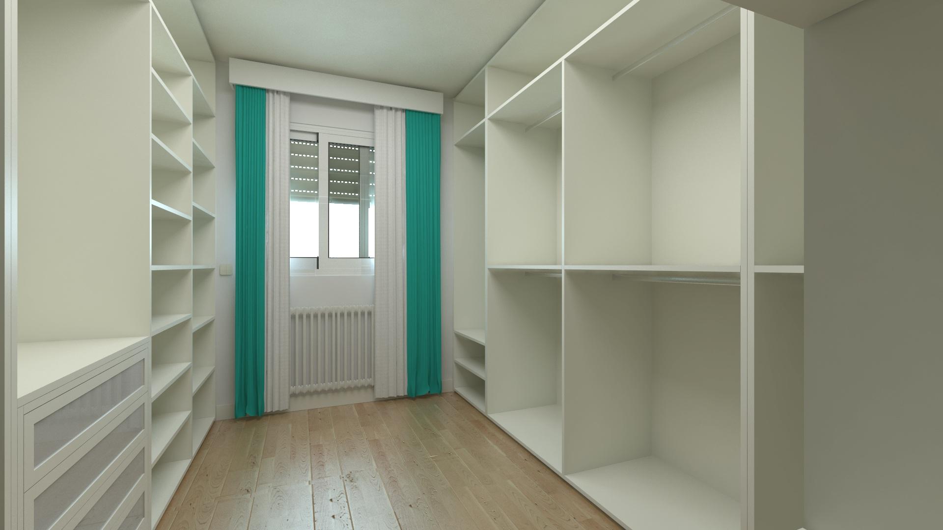 Przechowywanie w małym mieszkaniu w bloku