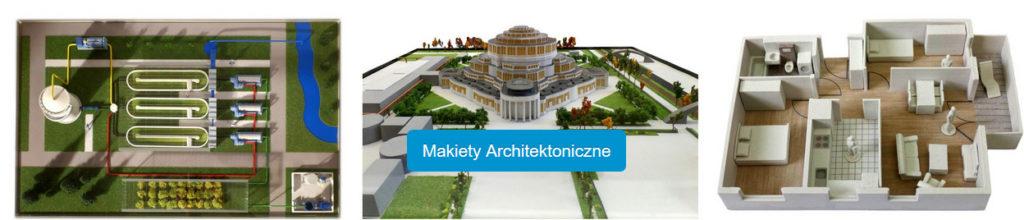przykład makiety architektonicznej z 3d-UP